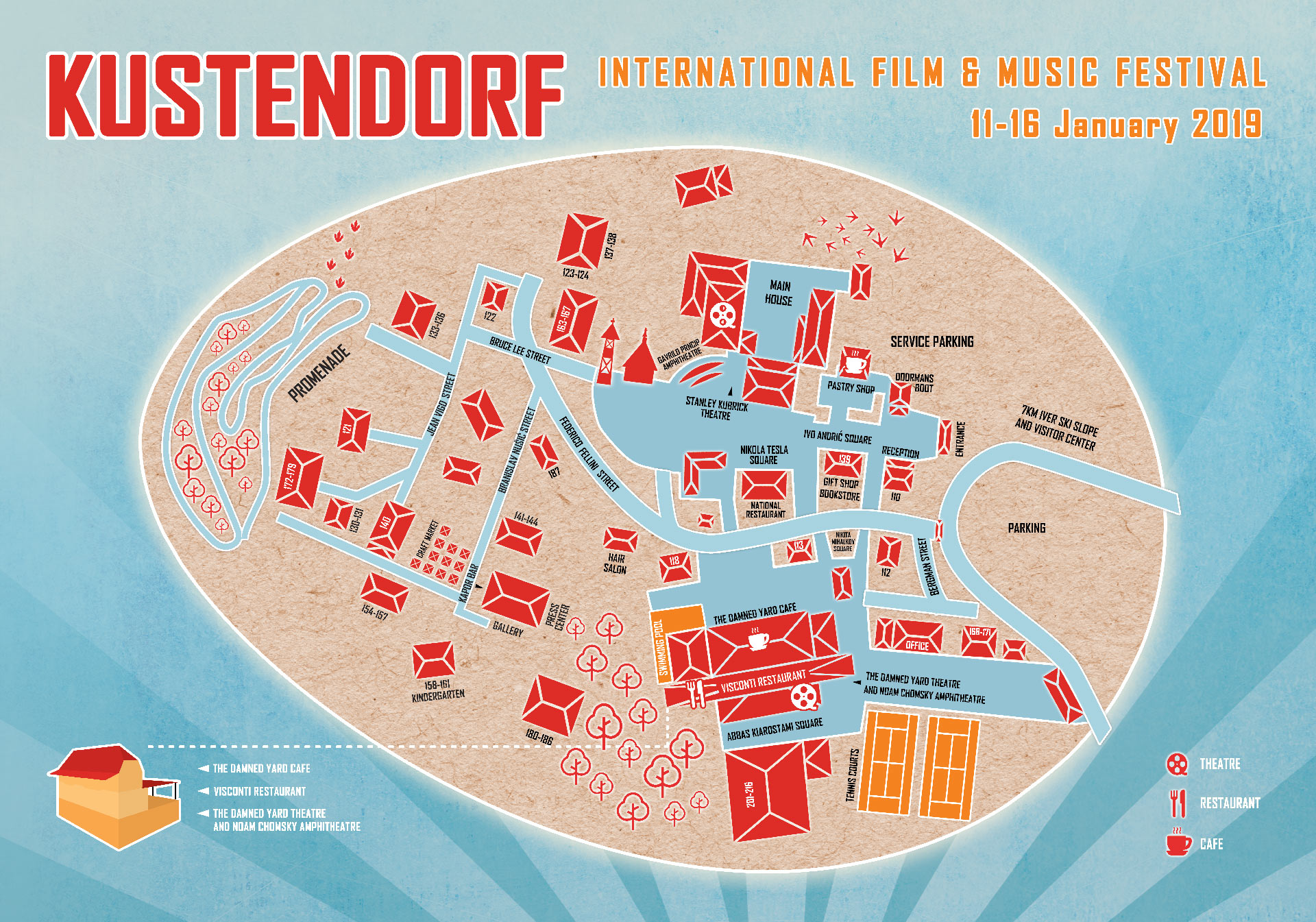 kustendorf map 2019